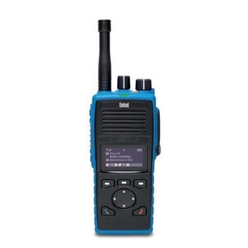 Picture of Entel DT953 ATEX PMR446 Licence Free Two Way Radio Walkie Talkie