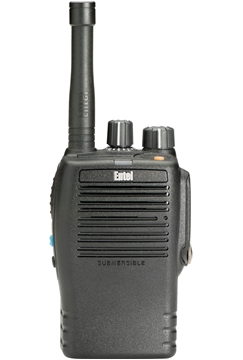 Picture of Entel DX482 UHF Waterproof DMR Digital Walkie Talkie Two Way Radio with CNB450E Battery & CSAHX Charger
