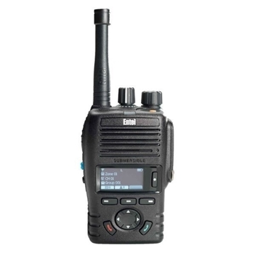 Picture of Entel DX425 VHF Digital Walkie Talkie Two Way Radio