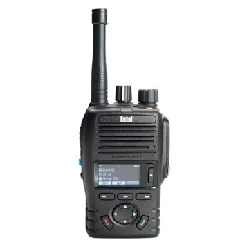 Picture of Entel DX425A VHF Analogue Walkie Talkie Two Way Radio