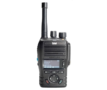 Picture of Entel DX485 Digital UHF Walkie Talkie Two Way Radio