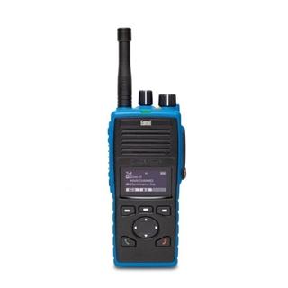 Picture of Entel DT825 ATEX VHF Walkie Talkie Two Way Radio