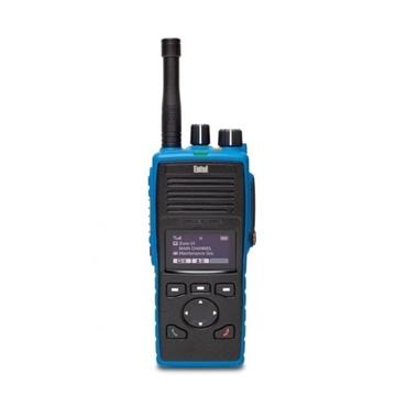 Picture of Entel DT525 ATEX VHF Walkie Talkie Two Way Radio