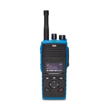 Picture of Entel DT585 ATEX UHF Walkie Talkie Two Way Radio