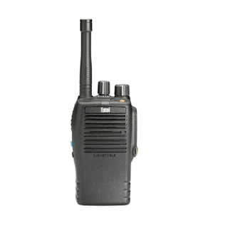 Picture of Entel DX482M UHF Marine Walkie Talkie Two Way Radio with CNB450E Battery & CSAHX Charger