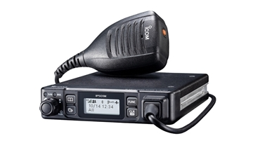 Picture of Icom IP501M LTE/PoC Walkie Talkie Two Way Radio