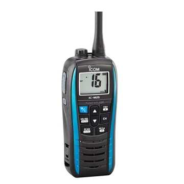 Picture of Icom-M25EURO Marine VHF Two Way Radio Walkie Talkie - New