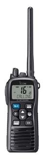Picture of Icom IC-M73EURO Marine VHF Two Way Radio Walkie Talkie - New