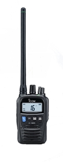 Picture of Icom IC-M85E Marine VHF Two Way Radio Walkie Talkie - New