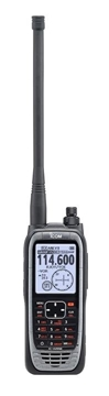 Picture of Icom IC-A25NE 8.33/25 kHz VHF COM Airband Transceiver SPORT PACK - New