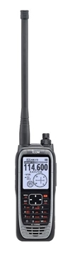 Picture of Icom IC-A25NE 8.33/25 kHz VHF COM Airband Transceiver PRO PACK - New