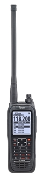 Picture of Icom IC-A25CE 8.33/25 kHz VHF COM Airband Transceiver SPORT PACK - New