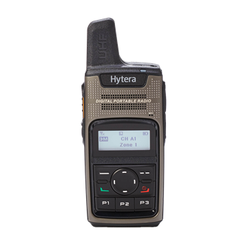Picture of Hytera PD375 UHF 430-480MHZ 3 Watt Walkie Talkie Two Way Radio With BL2009 Li-Ion Battery & Hytera PS1032 USB Chargers