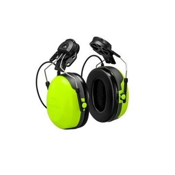 Picture of Peltor CH-3 Listen Only Helmet Attach Headset, Yellow, (FLX2 Lead req)