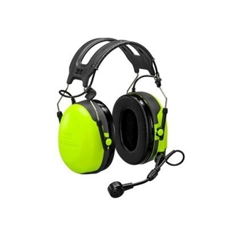 Picture of Peltor CH-3 FLX2 Headband Headset, Yellow, (PTT Adaptor & FLX2 Lead req)