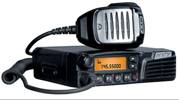 Picture of HYT TM-610 VHF 25 WATT MOBILE TAXI VEHICLE OR BASE RADIO