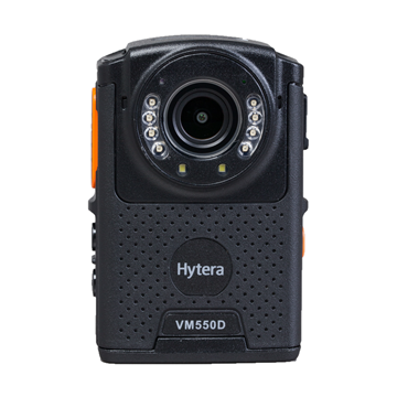 Picture of HYTERA VM550D BODY WORN VIDEO CAMERA 128GB