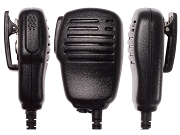 Picture of Anytone Speaker Mic with Covert Earpiece (K1) - By Radioswap