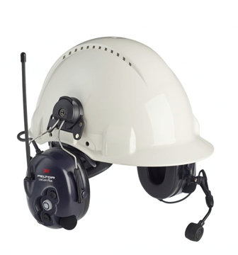 Picture of 3M PELTOR LITECOM PLUS - Helmet Mounted