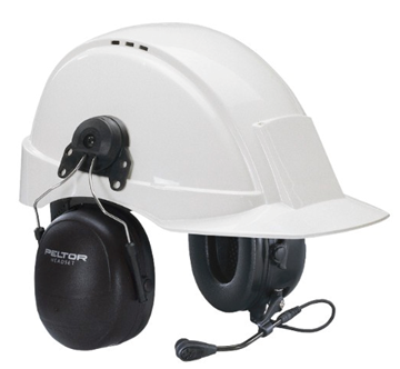 Picture of 3M PELTOR FLEX HEADSET- Helmet Mounted