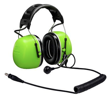 Picture of 3M PELTOR HIGH ATTENUATION FLEX HEADSET - Headband