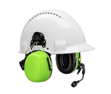 Picture of 3M PELTOR HIGH ATTENUATION FLEX HEADSET - Helmet Mounted