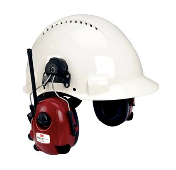 Picture of 3M PELTOR ALERT FM RADIO - Helmet Mounted
