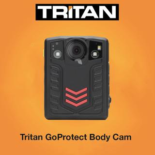 Picture of Tritan GoProtect Body Camera - 32GB