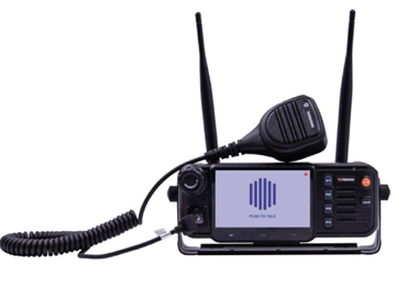 "Picture of Telo M5 4.0"" Mobile Terminal Android 3G/4G/WiFi Network Two Way Radio - NEW - copy"
