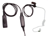 Picture of Motorola Delux two wire Covert Acoustic Tube Earpiece with Mic & PTT (M6) - By Radioswap Premium