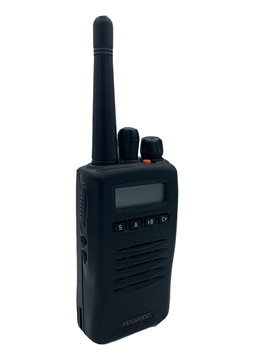 Picture of Kenwood TK3140 UHF Walkie-Talkie Two Way Radio (Refurbished As New)