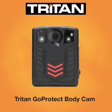 Picture of Tritan GoProtect Body Camera - 32GB - Education Pricing